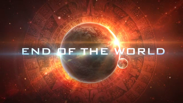 End of the World is Near?? $SPX $SPY $VIX $DJIA $INDU $DIA