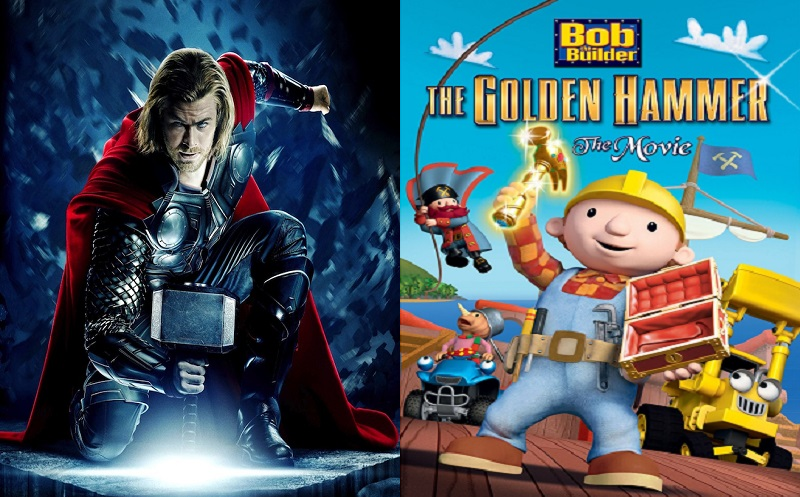 $SPY Thor's or Bob the Builder's Hammer? (How 2 Identify Hammers)
