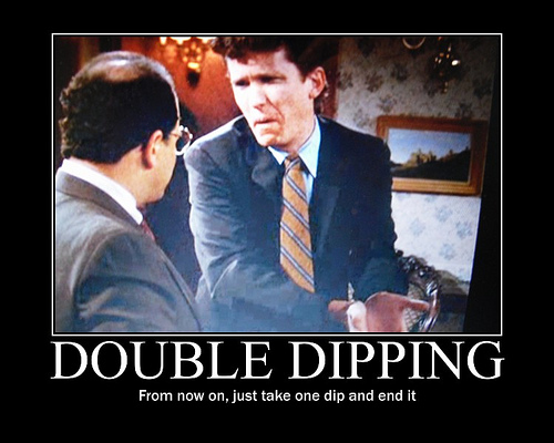 $MS Double Dipping
