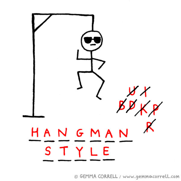 The Hangman Style $SPX $SPY