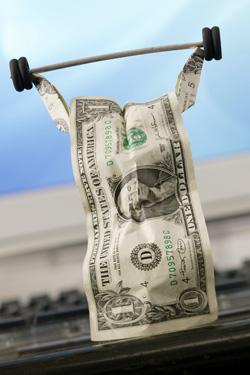 $UUP : Dollar Index – Showing Some Bullish Strength (Update 2/17)